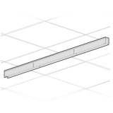 Canalina a soffitto - cm 150